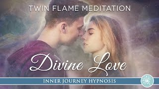 Divine Love Twin Flame Energy Activation Meditation