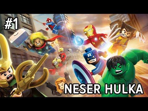 [CZE] StylersGaming - LEGO Marvel Super Heroes #1 Neser Hulka