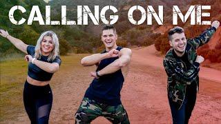 Sean Paul, Tove Lo - Calling On Me | Caleb Marshall | Dance Workout