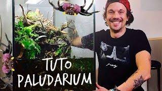 TUTO PALUDARIUM : UN PARADIS POUR MES CRABES VAMPIRES - TOOPET
