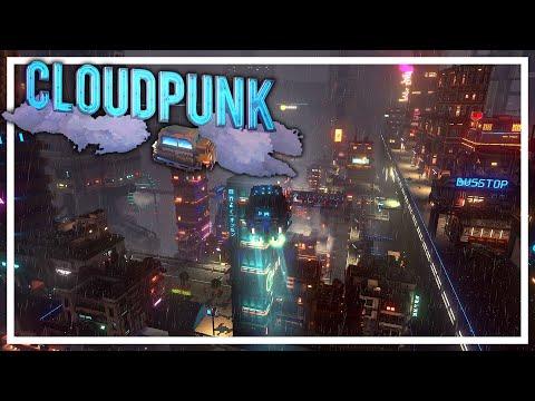 Gameplay de Cloudpunk