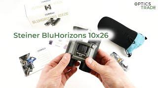 Steiner BluHorizons 10x26 binoculars review | Optics Trade Reviews