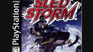 SledStorm Soundtrack (PS1) Nowhere Now (White Out Mix)