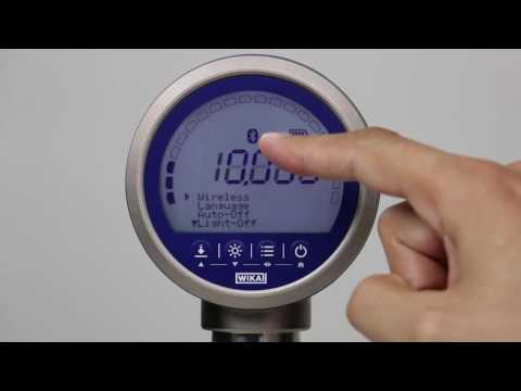 "CPG1500 Precision Digital Pressure Gauge ""How To"""