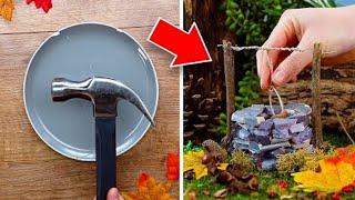 Incredible DIY Fairy Gardens With Emily