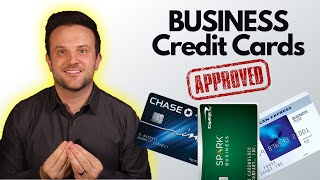 Best Business Credit Cards for SELF EMPLOYED