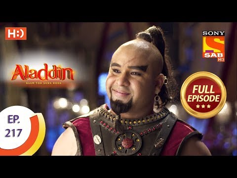 Aladdin - Ep 217 - Full Episode - 14th June, 2019