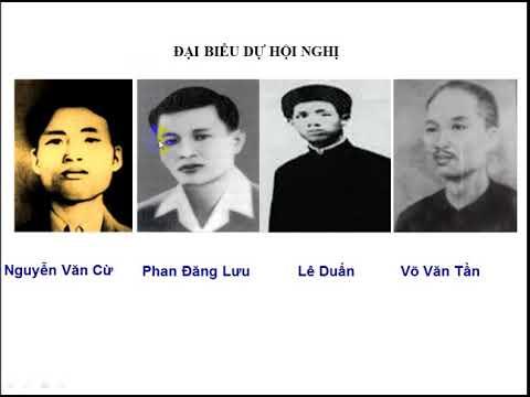 Bài 16: Phong trào giải phóng dân tộc và tổng khởi nghĩa CM tháng 8