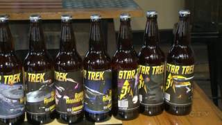 Fit for a Romulan: Maritime brewery creates Star Trek ale