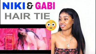 Hair Tie   Niki And Gabi   REACTION