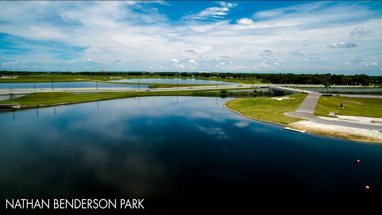 Nathan Benderson Park - Sarasota, Florida