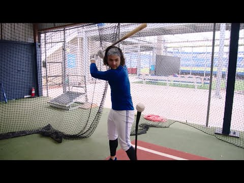 Bo Bichette reflects on his first year at the plate