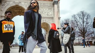 Paris Fashion Week Mens Fall-Winter 2020 - Street Style At Off-White Show