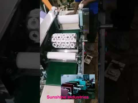 Puchka making machine