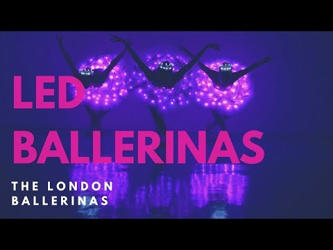 LED Ballerinas Video