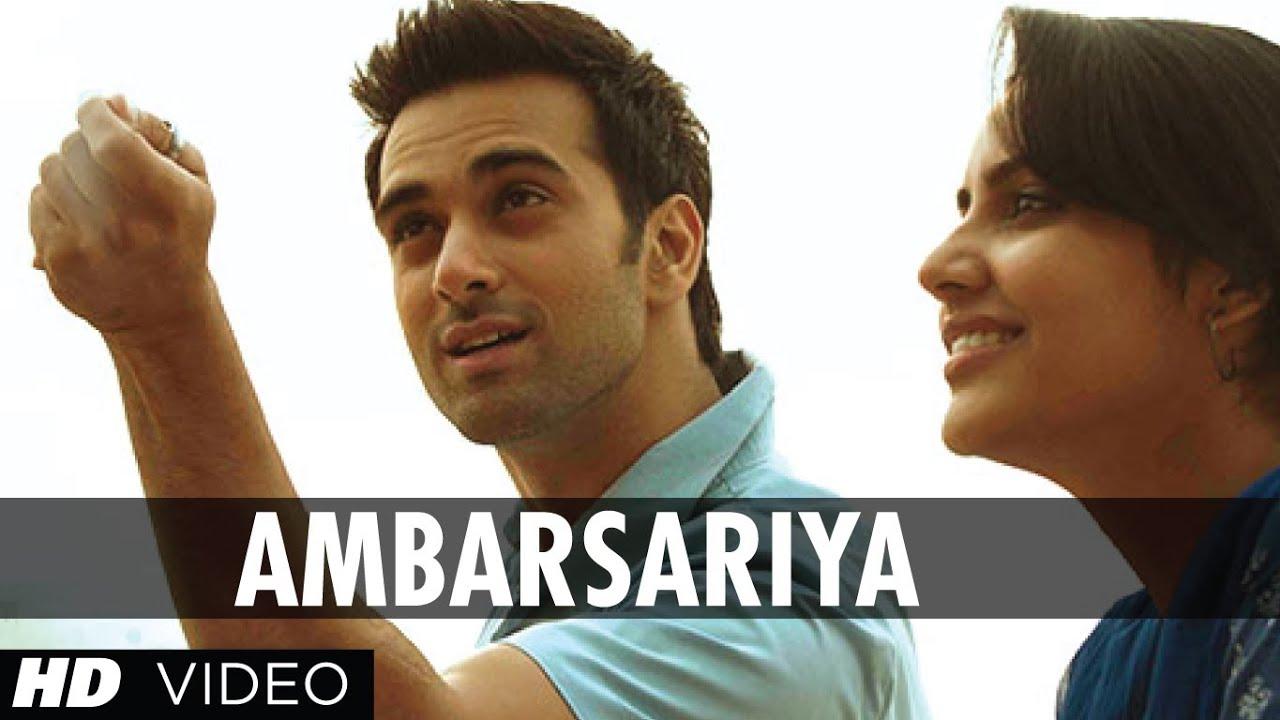 Ambarsariya Hindi lyrics