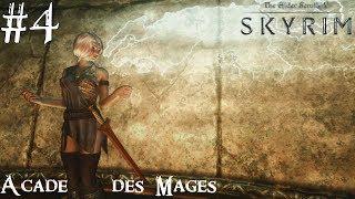 History of Skyrim: Special Edition - Académie des Mages #4 - Révélation de l'invsible