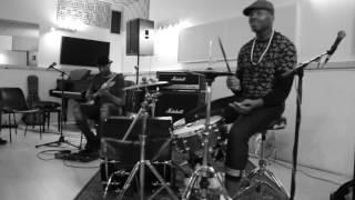 "Daru Jones and Marcus Machado Live @ Studio Bleu - ""Back To The Future/Another Life"""