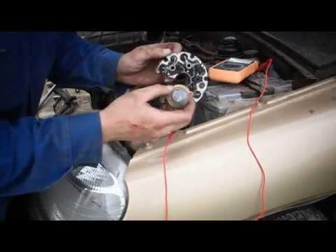 нет зарядки нива шевроле. ремонт генератора