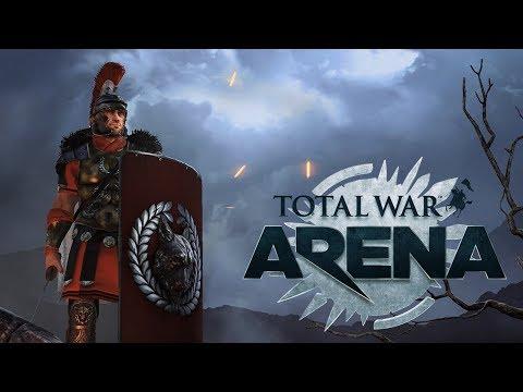 Hra  zdarma: TOTAL WAR: ARENA