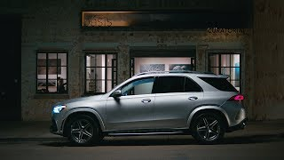 YouTube Video 9UF3jZui-PA for Product Mercedes-Benz GLE-Class & GLE Coupe Crossover SUV (4th gen, W167) by Company Mercedes-Benz in Industry Cars