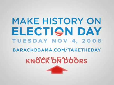 Obama Campaign: Put Down Those Wii-motes And Vote!