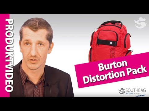 Burton Rucksack Distortion - Produktvideo