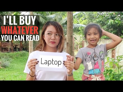 I'LL BUY WHATEVER YOU CAN READ (goodbye ipon) | Philippines