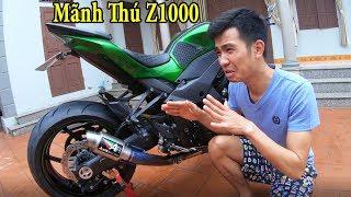 PHD | Đầu Tư $1000 Độ Z1000 Thần Thánh | Moto Tuning