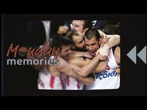 #MondayMemories: Georgios Printezis, 2012