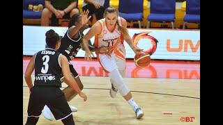 UMMC CUP 2018. Semi-final. BC UMMC vs АЗ Basket, 24/09/2018.