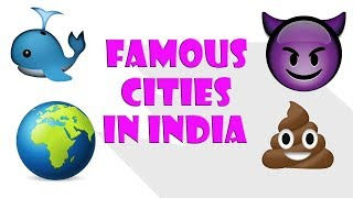 Guess This Famous Indian Cities Name with PERFECT WONDER