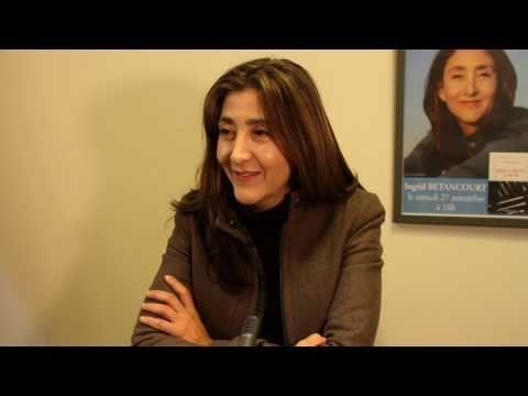 Vidéo de Ingrid Betancourt