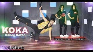 Koka   Dance Cover   Khandaani Shafakhana   Sonakshi , Badshah,   Tanishk , Jasbir Jassi, Dhvani