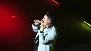 Joe McElderry -  Love Is War - Llanelli (Evolution Tour)