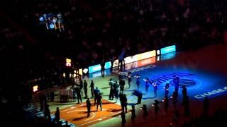 2011-12 NY Knicks Players Introduction