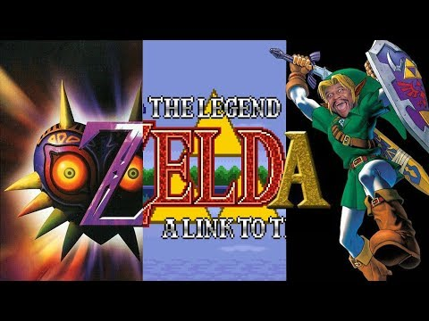 EmptyHero Vs Majora's Mask, Link To The Past & Ocarina Of Time
