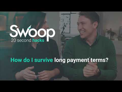 How do I survive long payment terms?