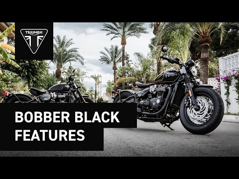 The Triumph Bobber Black Review and Insights