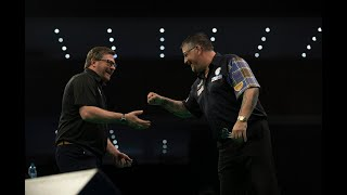 """Gary Anderson on draw with James Wade: """"If he turns round and says I was lucky – I doubt it, son"""""""