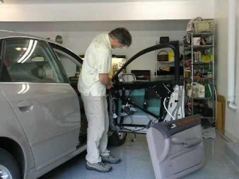 Audi A6 Power Window Repair