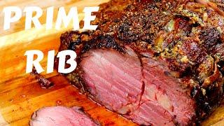 Prime Rib - Garlic Crusted Prime Beef Rib Roast Recipe - Kelvin's Kitchen
