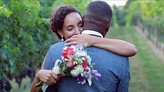 Our Rustic Barn Wedding || Alyssa & Sudan