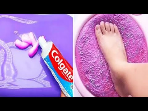 Best Slime Videos: Relaxing and Satisfying #145