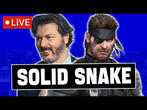 Entretien entre David Hayter et Dan Allen de Metal Gear Solid
