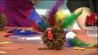 Studio10: Thanksgiving Crafts For The Kids Michaels