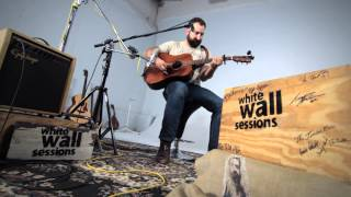 "White Wall Sessions Burlap Wolf King ""Wash Away Your Worries"""
