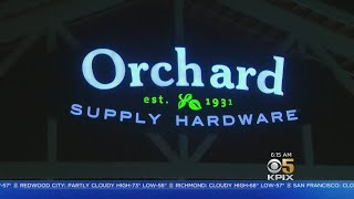 Orchard Supply Hardware To Close All Store Locations