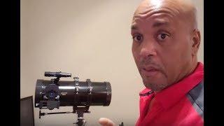 Celestron PowerSeeker 127EQ Telescope-Upside down Fix