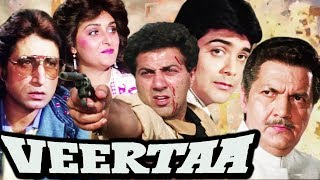 Veertaa Full Movie | Sunny Deol Hindi Action Movie | Jaya Prada | Bollywood Action Movie
